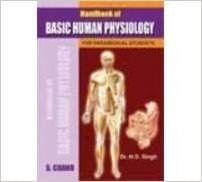 HANDBOOK OF BASIC HUMAN PHYSIOLOGY