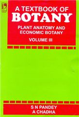 A TEXTBOOK OF BOTANY VOL3