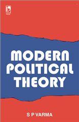 MODERN POLITICAL THEORY