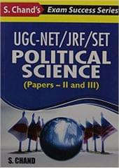 UGCNET/JRF/SET POLITICAL SCIENCE (PAPER