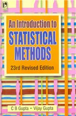 AN INTRODUCTION TO STATISTICAL METHODS