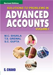 PROBLEMS & SOLUTIONS IN ADVANCED ACCOUNT