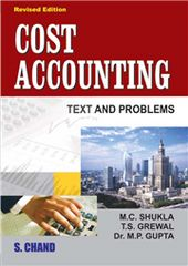 ADVANCED COST ACCOUNTING (FOR TAMILNADU