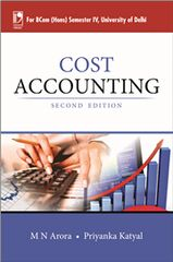 COST ACCOUNTING(AS PER NEW 4TH SEMESTER