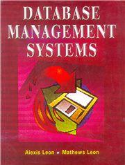 DATABASE MANAGEMENT SYSTEMS  LEON
