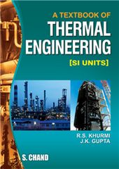 Thermal engineering-books