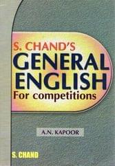 General English For competitive-books Examinations 1st edition Edition