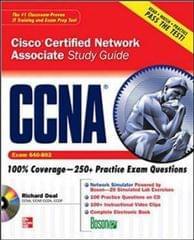 CCNA Cisco Certified Network Associate Study Guide (Exam 640-802) (With CD)