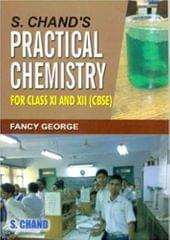 PRACTICAL CHEMISTRY FOR CLASS 11(CHSE)
