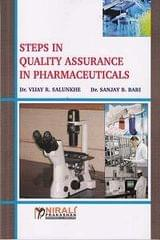 Steps in Quality Assurence in Pharmaceutics