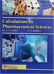 Calculation in Pharmaceutical Science