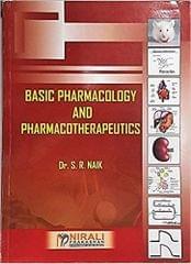 Basic Pharmacology & Pharmacotherapetics