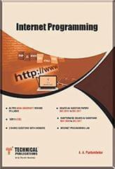 Internet Programming for ANNA University (V-CSE-2013 course)