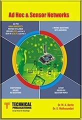 Ad Hoc & Sensor Networks for Anna University ( Sem-VIII ECE Elective-V, Sem-VII CSE / IT Elective-II Course 2013 )