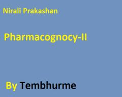 Pharmacognocy-II