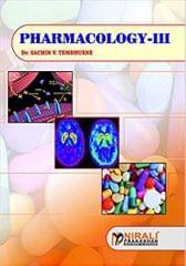 Pharmacology-III