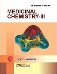 Medicinal Chemistry-III