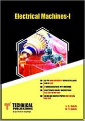 Electrical Machines - I for ANNA University (IV-EEE-2013 course)
