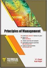 Principles of Management for ANNA University ( VI-ECE/MECH-2013 course )