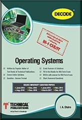DECODE (ALL IN ONE) - JNTU-H Operating Systems ( III-I CSE/IT R-16 )