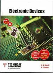 Electronic Devices for Anna University