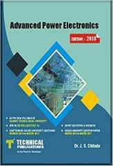 Advance Power Electronics for GTU ( Sem-VII EE / EEE Elective II Course 2013 )