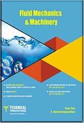 Fluid Mechanics and Machinery for AU ( SEM-III MECH COURSE