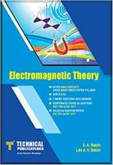 Electromagnetic Theory for AU (SEM-III EEE COURSE-2017)