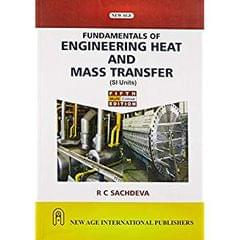 Fundamentals of Engineering Heat and Mass Transfer (SI Units)