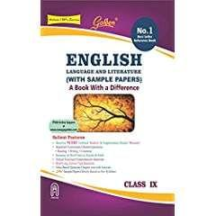 Golden English Language and Literature: A book with a Differene for Class  9 with Sample Papers (For 2019 Final Exams)�Paperback�� Feb 2018