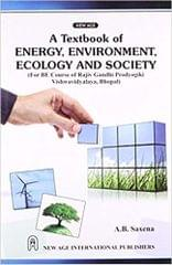 A Textbook of Energy, Environment, Ecology and Society (RGPV)