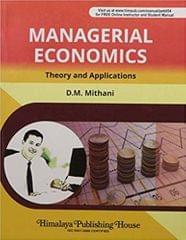 Managerical Econmics