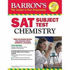 Barron's SAT Subject Test Chemistry�