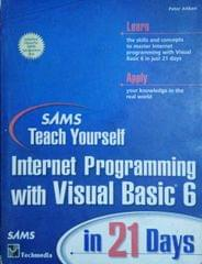 SAMS Teach Yourself Internet Progrmming With Visual Basic 6