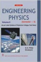 Engineering Physics  VolumeII, SemesterII (As per Latest Syllabus of Polytechnic Colleges, Tamil Nadu)
