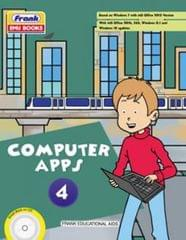 Computer Apps (with e-book) 4