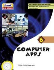 Computer Apps (with e-book) 6