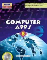 Computer Apps (with e-book) 8