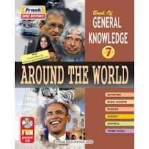 Around the World (with CD) 7