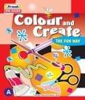 Colour and Create A