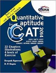 Quantitative Aptitude for CAT 2014 (English) 1st Edition
