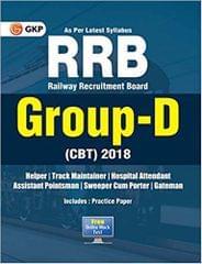 Railway Group 'D' Recruitment Exam: Helper, Khalasi, Trackman/Gangman, Hamal, Safaiwala etc