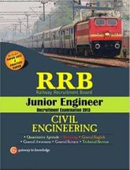 RRB - Junior Engineer Recruitment Examination 2013 (Civil Engineering) : Includes Paper 2012 and Practice Papers
