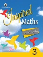 Inspired Maths for ICSE Schools-Class 3