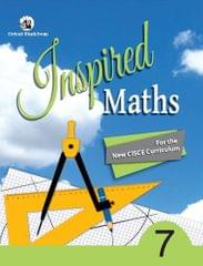 Inspired Maths for ICSE Schools-Class 7