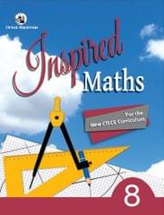 Inspired Maths for ICSE Schools-Class 8