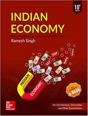 Indian Economy: for UPSC Civil Services & Other State PSC Examinations, 10/e