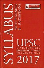CIVIL SERVICES SYLLABUS  (English, Paperback, Unique Publishers)