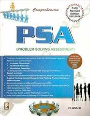 Comprehensive PSA (Problem Solving Assessment - IX)