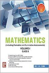 Comprehensive Mathematics VOL-II X (Complimentary with Vol-I)